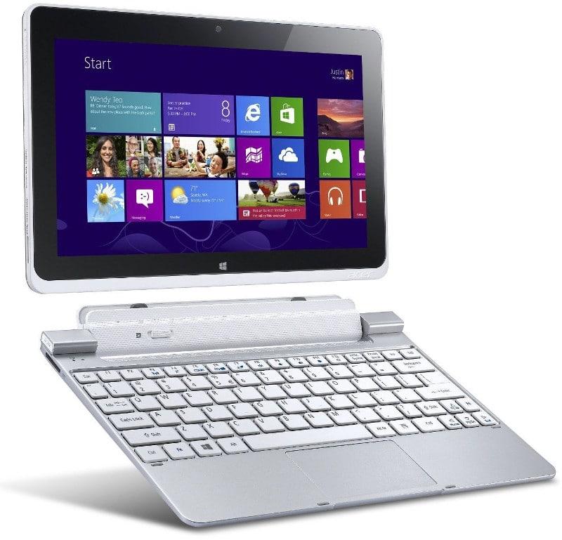 Review : Spesifikasi Lengkap Acer Iconia W511 Windows 8