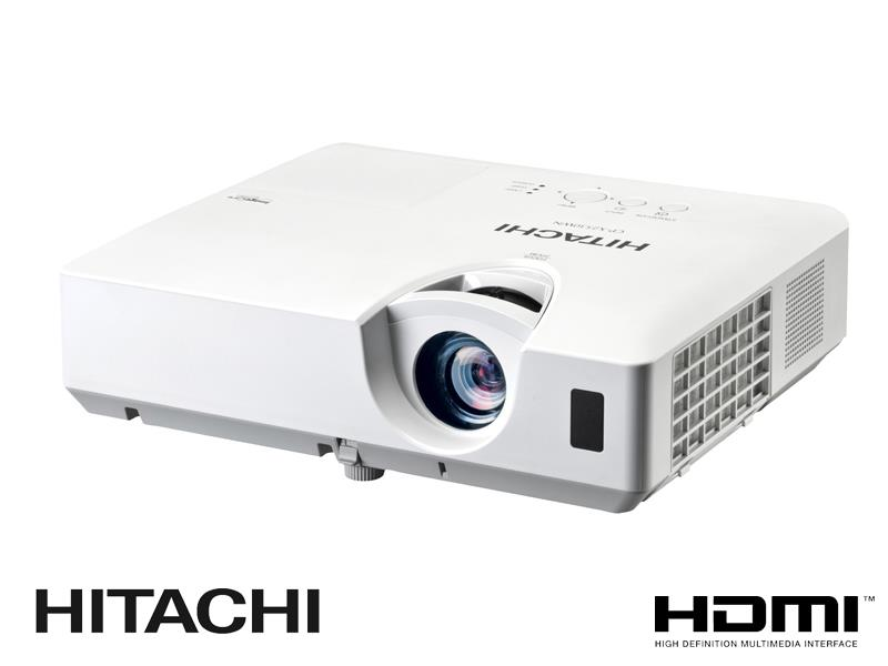 Review : Projector Hitachi X-2530WN