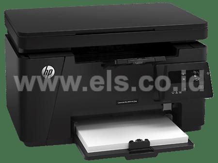 Review : Spesifikasi Lengkap Printer HP Laser Jet M125A Print Scan Copy