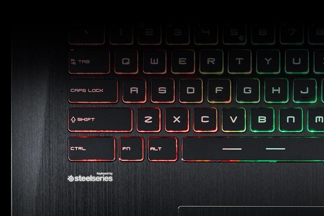 keyboard MSI GE72VR 7RF