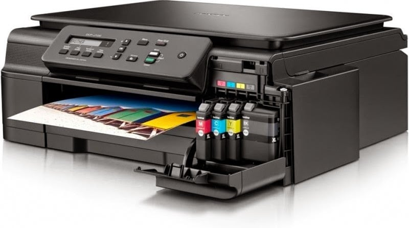 printer brother els computer