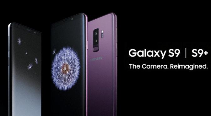 Ini Dia 5 Fitur Canggih Samsung Galaxy S9. Nomor 4, Bikin Kamu Bahagia !