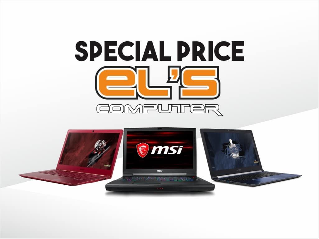 SPECIAL PRICE EL'S COMPUTER