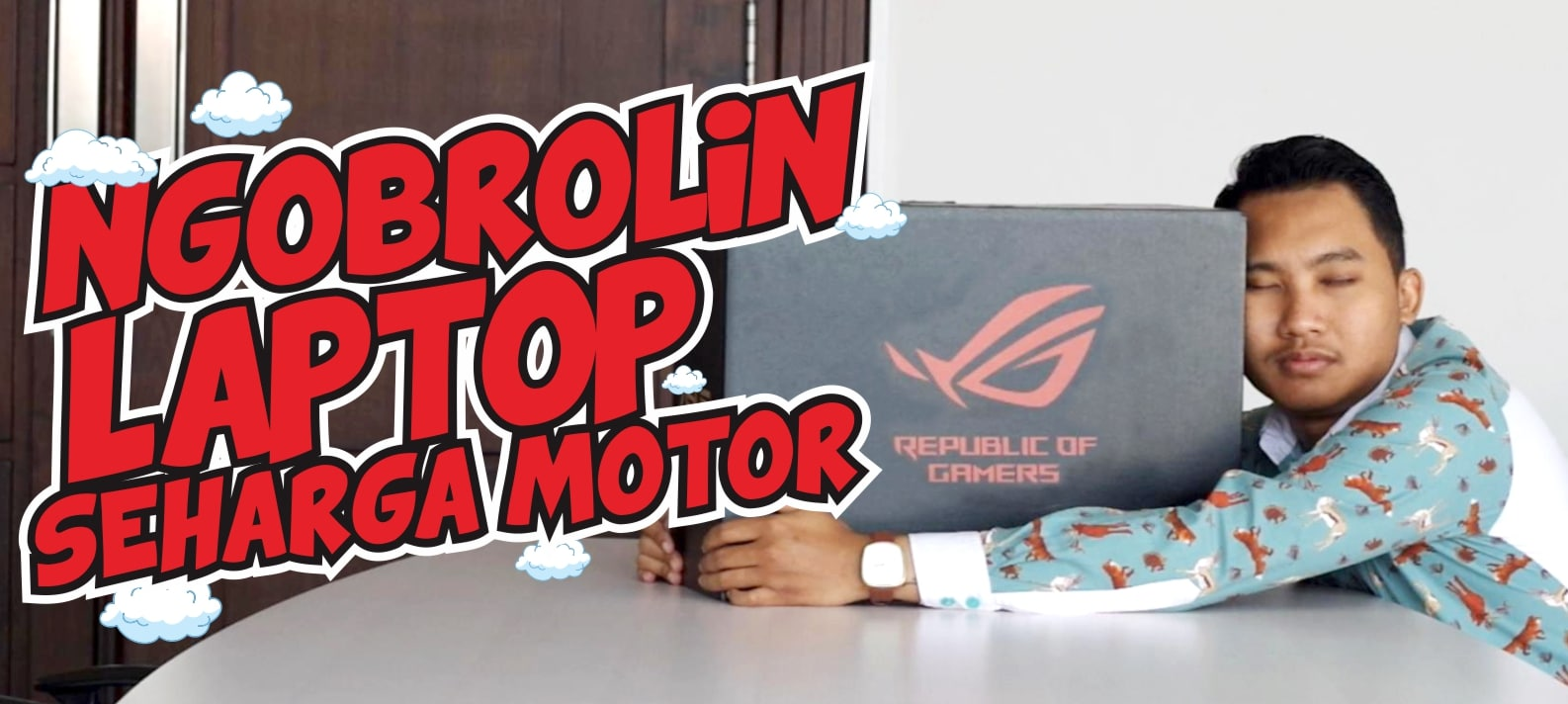 Ngobrolin Laptop Seharga Motor