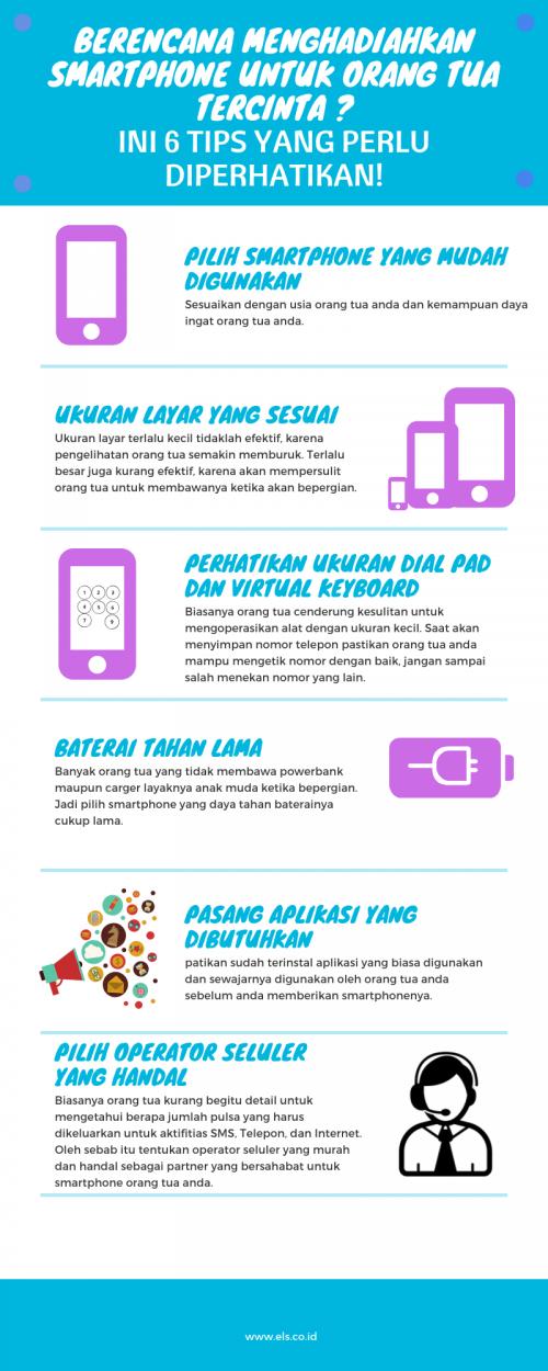 Berencana Menghadiahkan Smartphone Untuk Orangtua Tercinta?