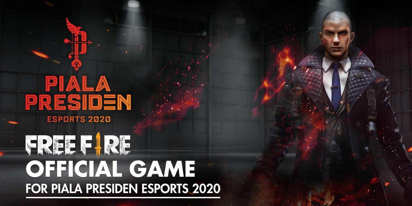 Alasan Garena Free Fire jadi Game Piala Presiden eSport 2020