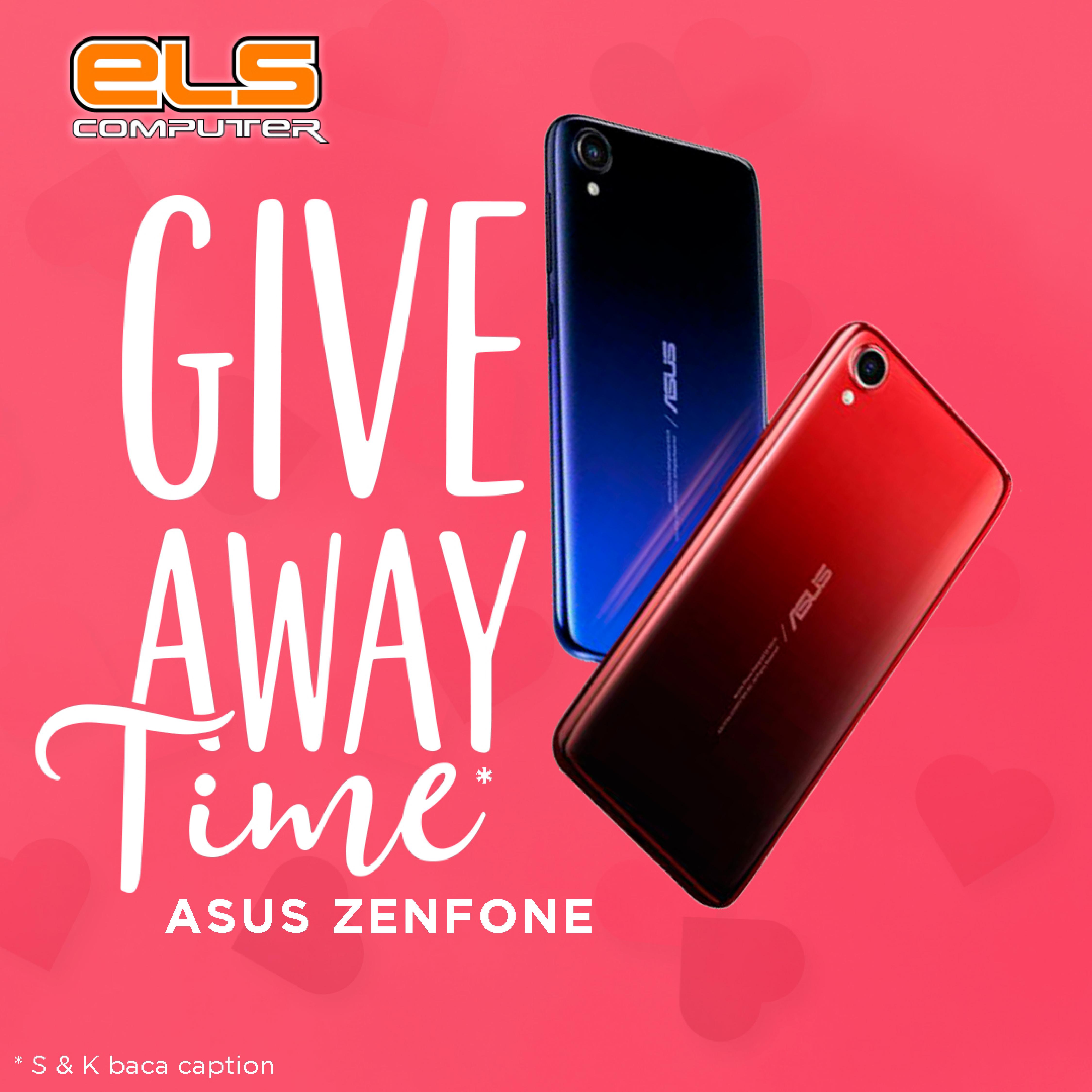 ELS Computer Semarang Giveaway Smartphone ASUS!!!