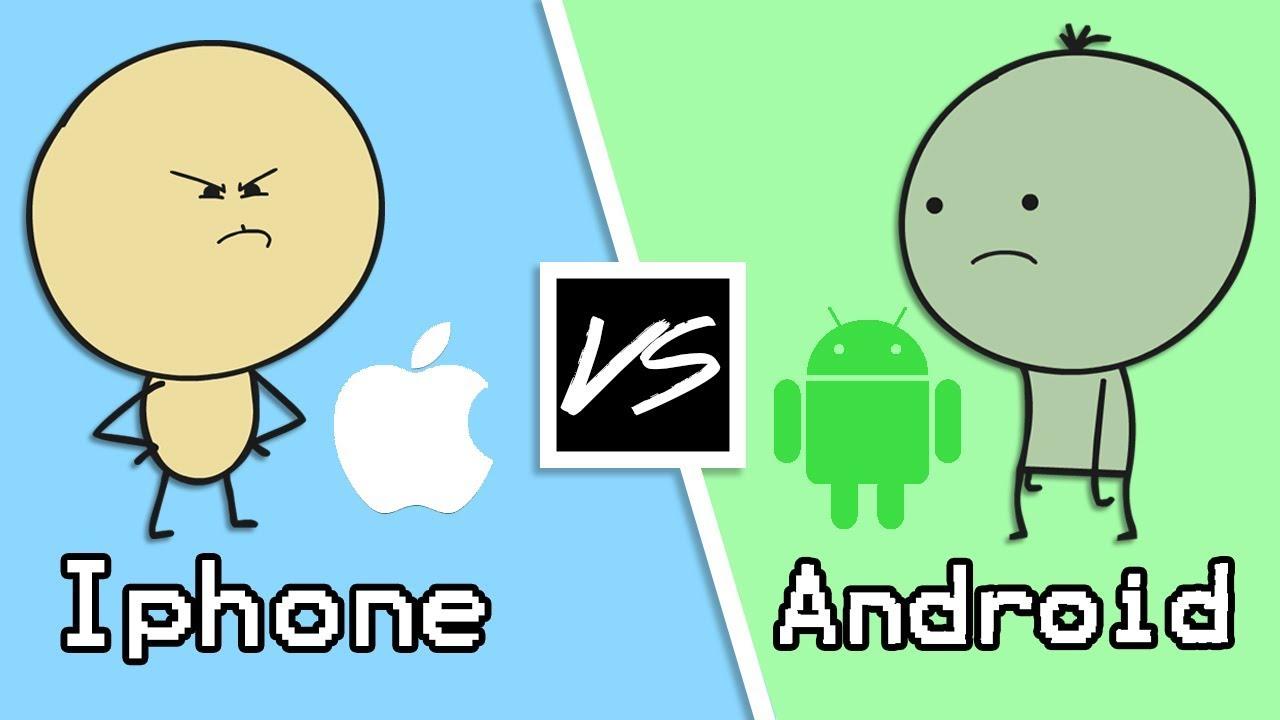 Android VS iPhone, manakah yang sulit dibobol?