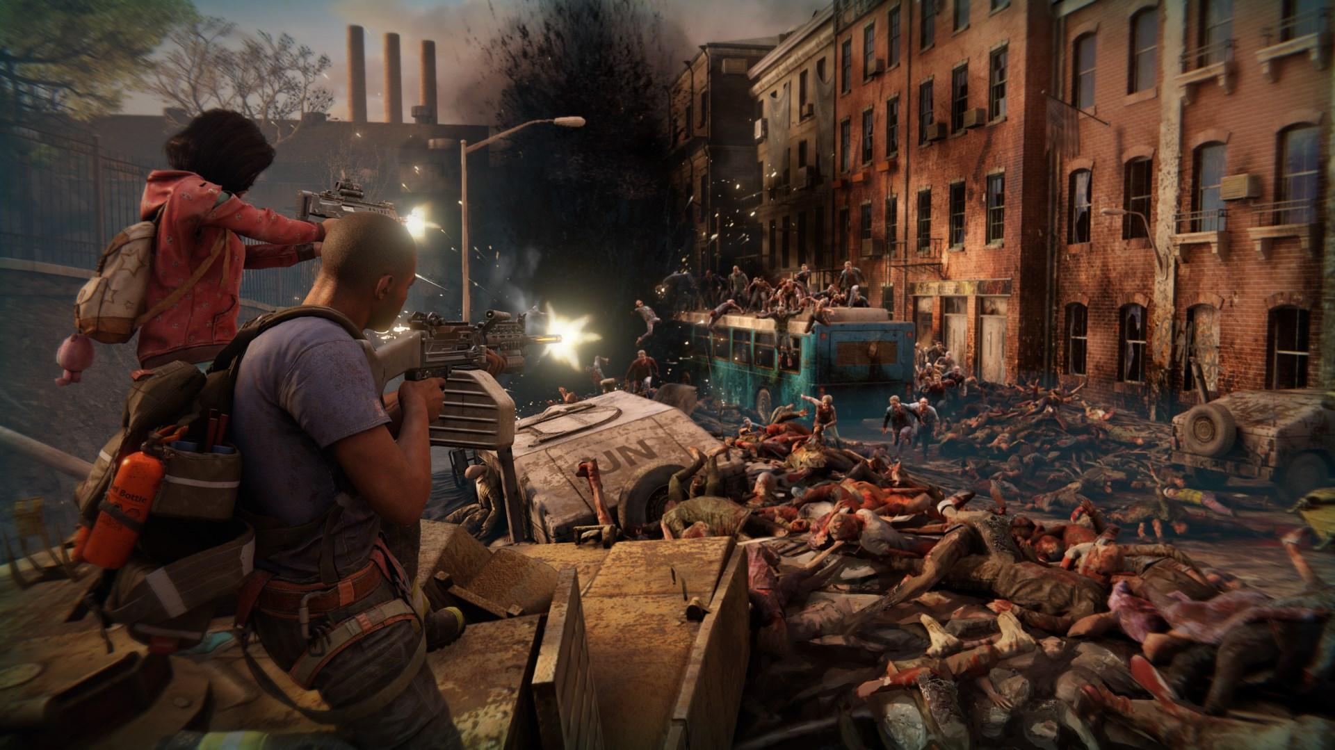 Epic Games Gratiskan World War Z di Seluruh Dunia