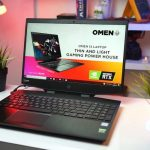 HP Omen Gaming 15, Powerful. Portable. Nothing holds you back!!!
